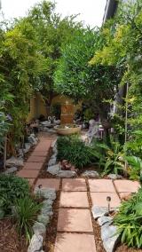 <h5>Rita's Secret Garden</h5>